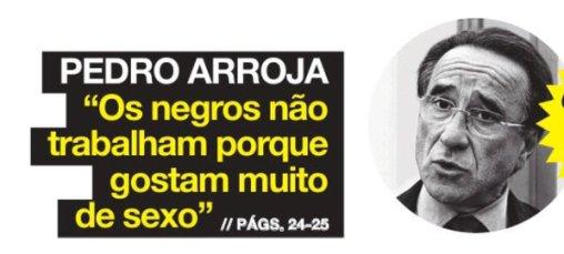 Arroja