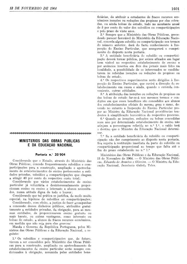 Portaria1964