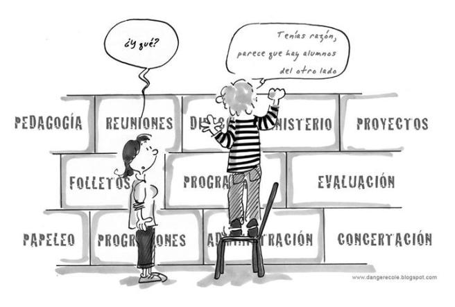 Burocracia-escolar
