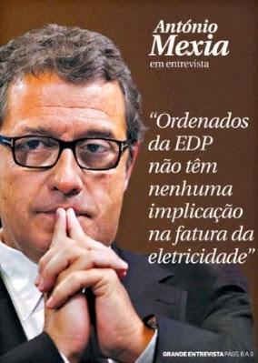 António Mexia-factura