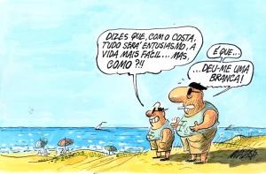 Costa Cartoon