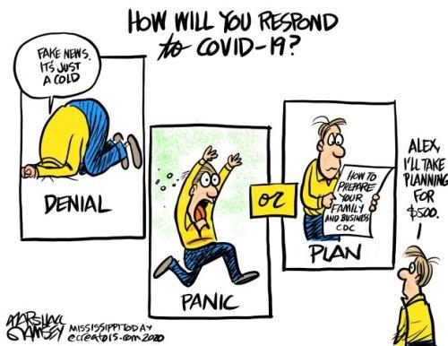 CovidCartoon